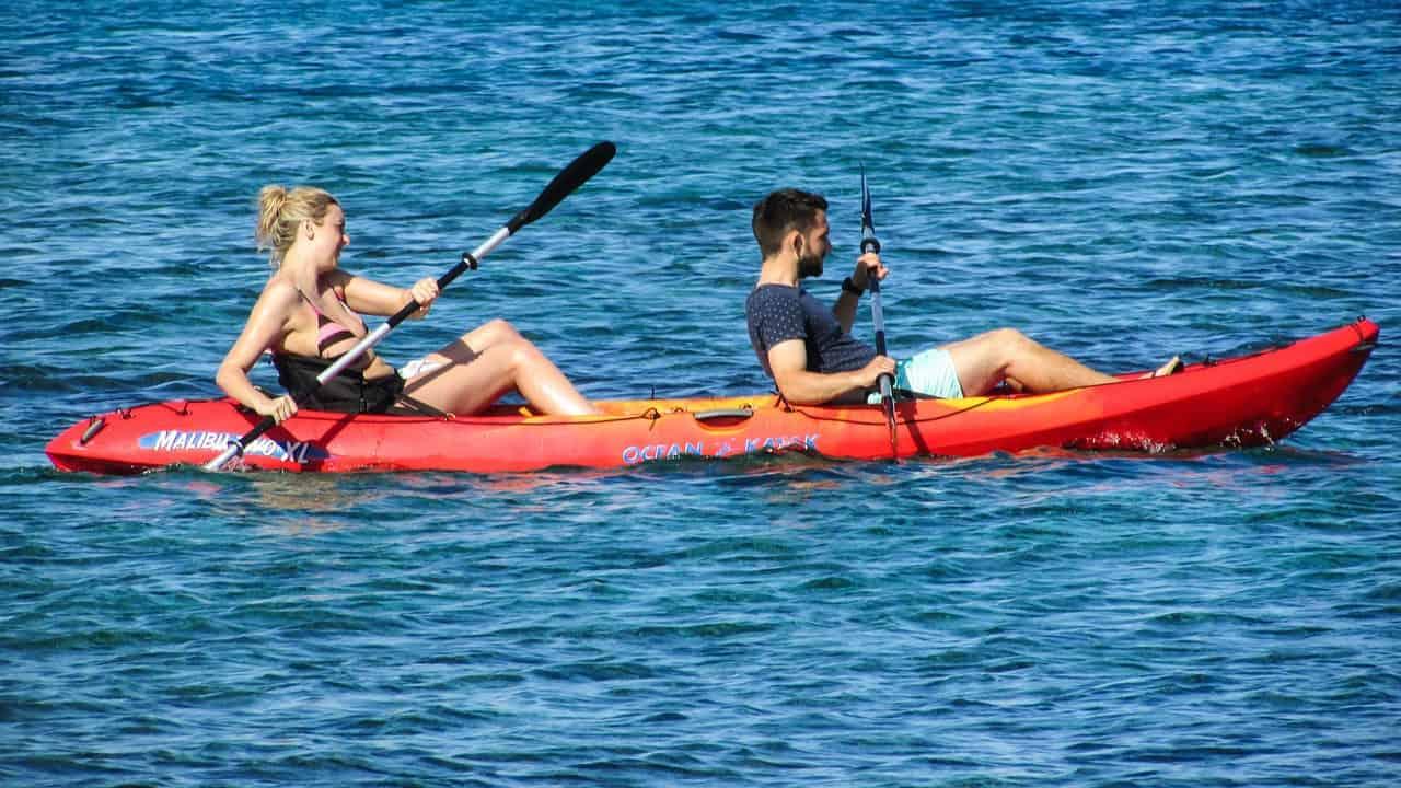 Best Tandem Kayak Two Paddlers Means Twice The Fun Kayak