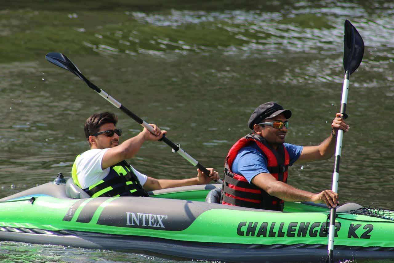 Intex Challenger K2 Kayak Review - Kayak Help