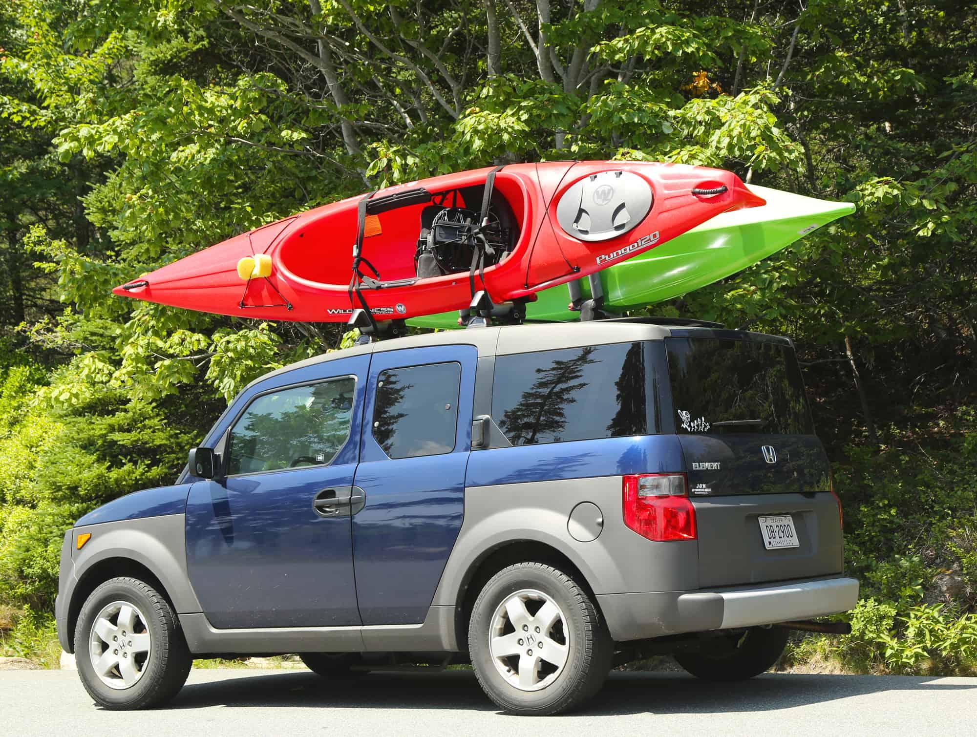 Best Kayak Racks for Cars, SUVs, and Trucks - Kayak Help