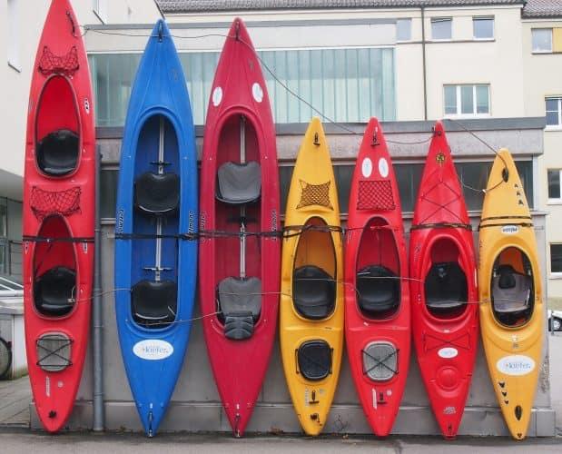 Anatomy of a Kayak: Parts of a Kayak Explained - Kayak Help
