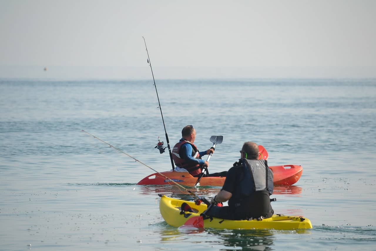 Best Ocean Fishing Kayak – Jargon Buster, Buying Guide, and