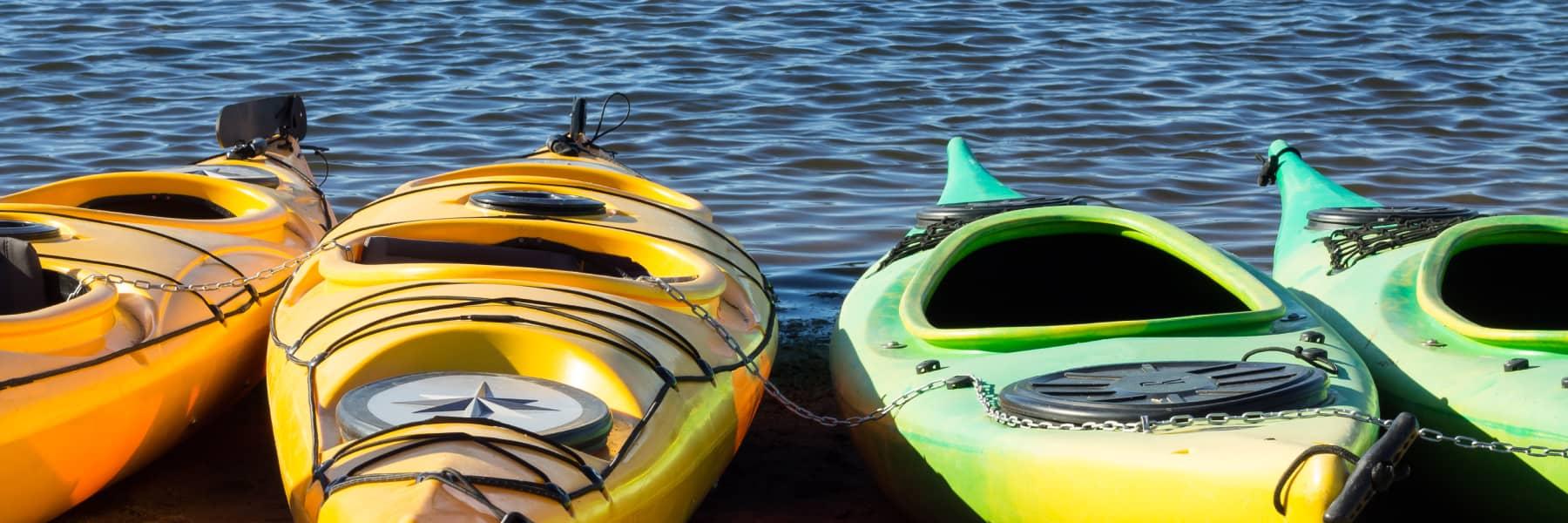 Suspenz Universal Kayak Locking System