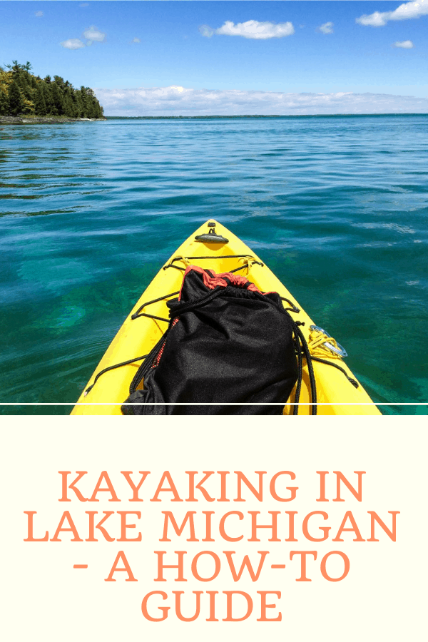 Kayaking In Lake Michigan - A How-To Guide
