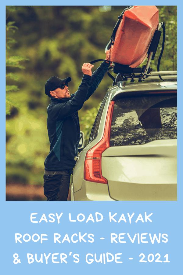 Easy Load Kayak Roof Racks