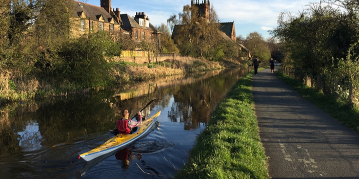 Best Kayaks for Canals