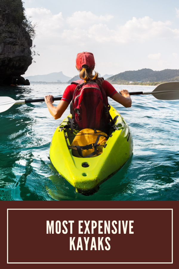 15 Most Expensive Kayaks 2021