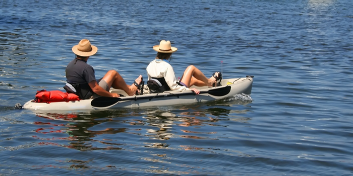 10 Cheap Pedal Kayaks