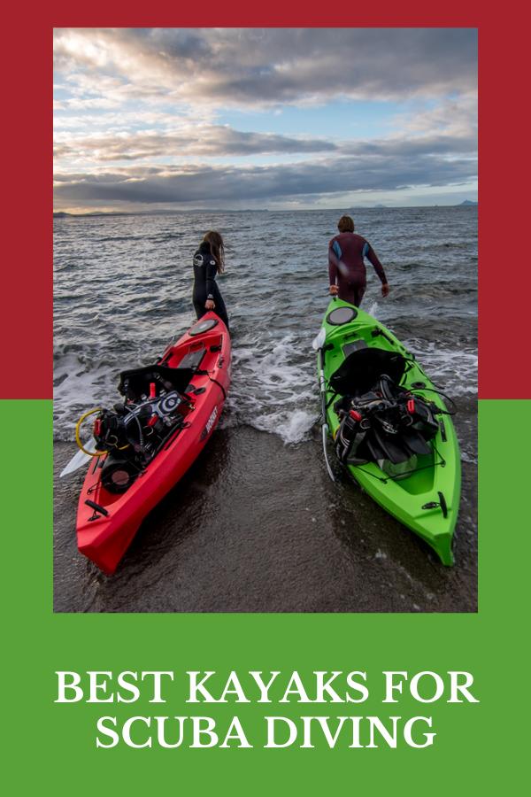 Best Kayaks For Scuba Diving