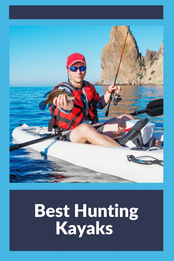 Best hunting kayaks