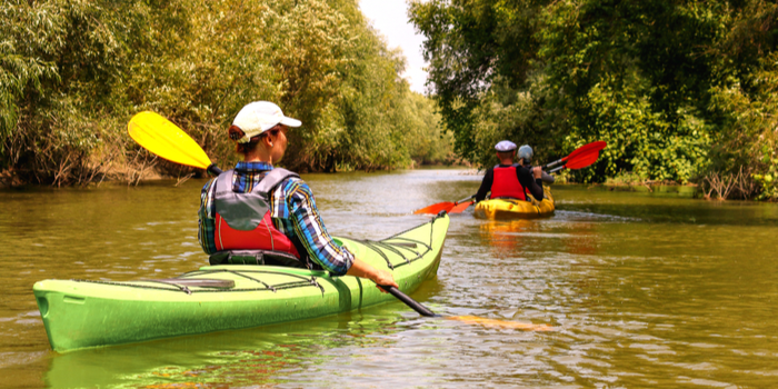Best rivers to kayak in the US (1)
