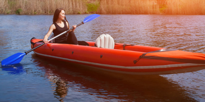 Can One Person Use A Two-Person Kayak Here's The Answer