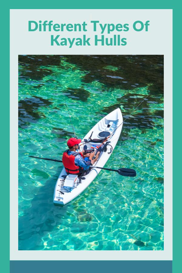 Different Types of Kayak Hulls