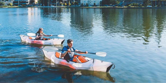 Origami Kayak Review