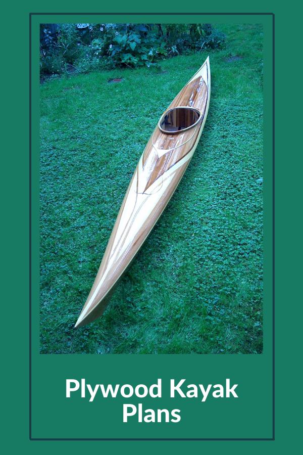 Plywood Kayak Plans