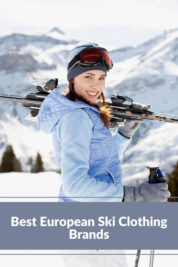 Best European Ski Clothing Brands