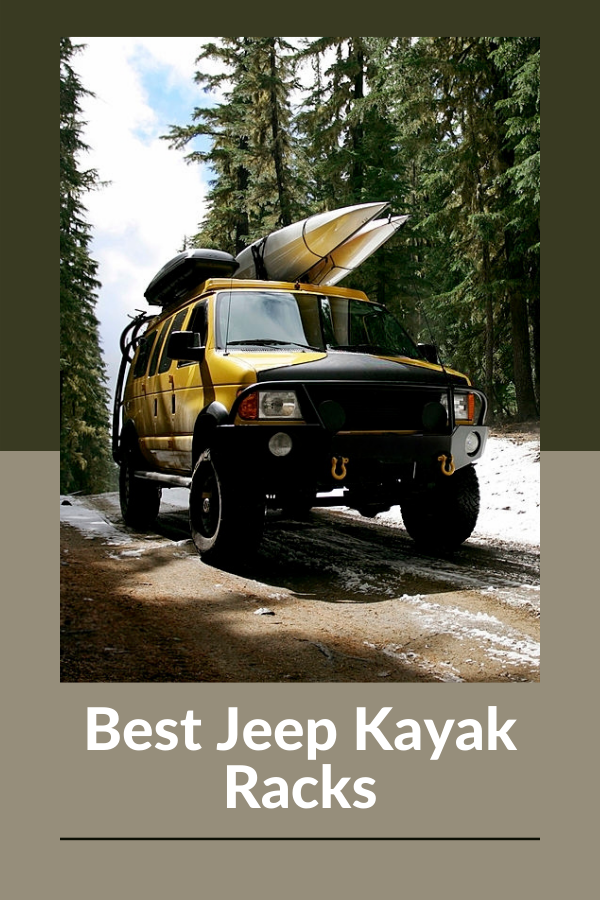 Best Jeep Kayak Racks