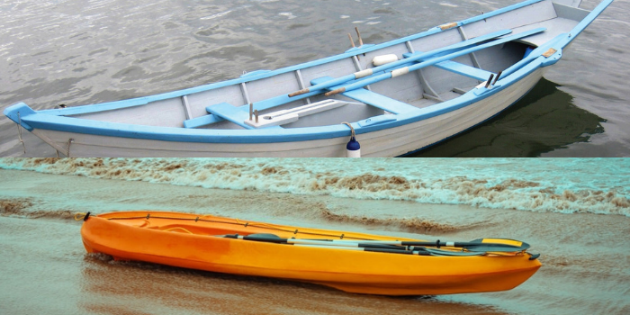 Umiak Vs Kayak - What's The Difference