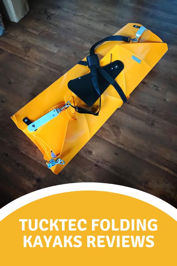 Tucktec Folding Kayaks Reviews