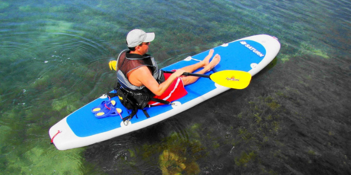3 Free and 7 Cheap Sit On Top Kayak Plans