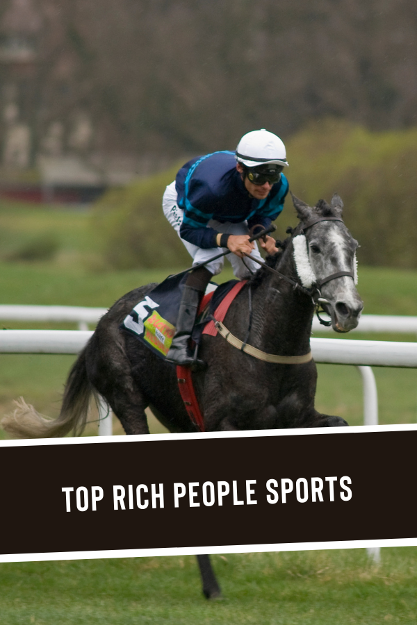 Top Rich People Sports